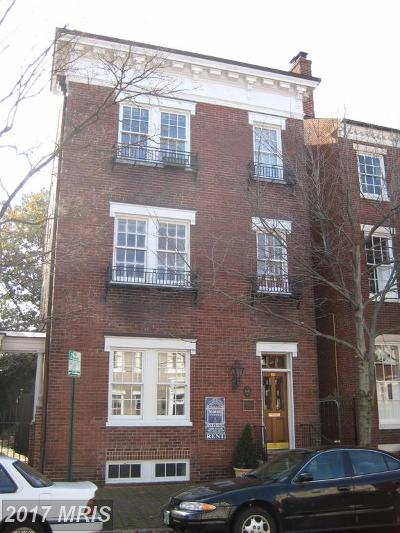 Old Town, Old Town Alexandria Rental For Rent: 310 Prince Street E #5
