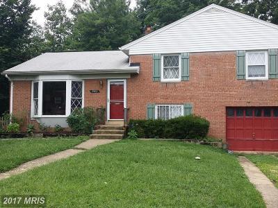 Alexandria Single Family Home For Sale: 2902 Mosby Street