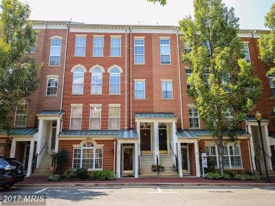 Cameron Station Townhouse For Sale: 199 Martin Lane