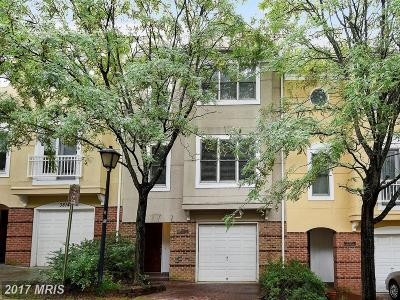 Alexandria Townhouse For Sale: 3816 Woodlawn Court