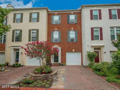 Cameron Station Townhouse For Sale: 5030 Grimm Drive