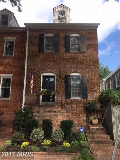 Alexandria Rental For Rent: 528 Columbus Street N