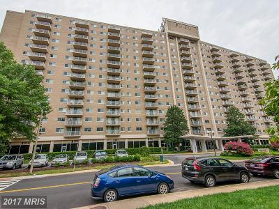 Alexandria Condo For Sale: 1225 Martha Custis Drive #108