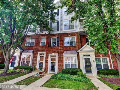 Alexandria Townhouse For Sale: 1720 Osage Street