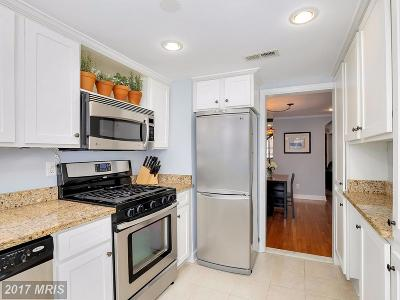 Old Town, Old Town Alexandria Townhouse For Sale: 619 Henry Street N