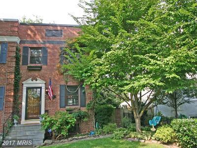Alexandria Townhouse For Sale: 1120 Powhatan Street