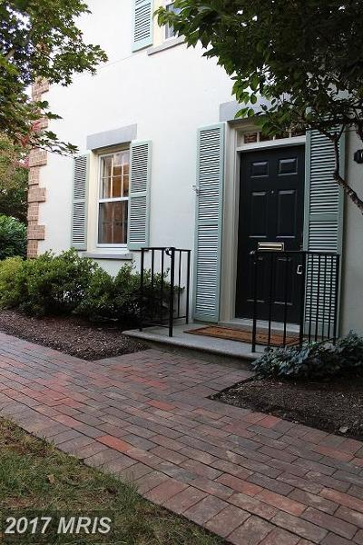 Alexandria Rental For Rent: 1019 Pitt Street