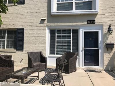 Alexandria Rental For Rent: 1417 Van Dorn Street #1417B