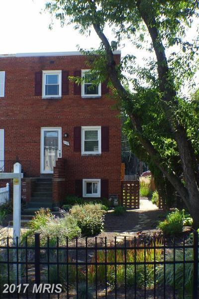 Alexandria Rental For Rent: 610 Fayette Street S