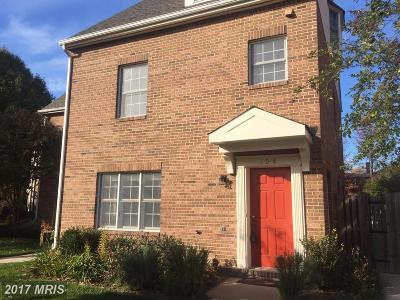 Alexandria Rental For Rent: 308 Braddock Road