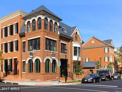 Old Town Townhouse For Sale: 500 Pitt Street N