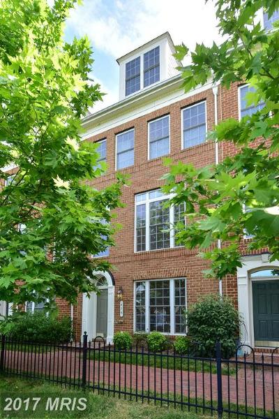 Alexandria Townhouse For Sale: 476 Ferdinand Day Drive