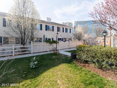 Alexandria Townhouse For Sale: 1529 Van Dorn Street