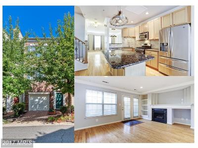Cameron Station Townhouse For Sale: 383 Livermore Lane
