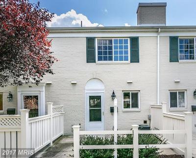 Alexandria Townhouse For Sale: 1409 Van Dorn Street #B