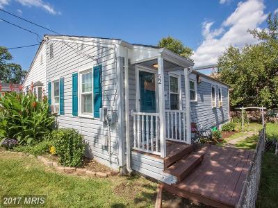 Alexandria Duplex For Sale: 52 Reed Avenue
