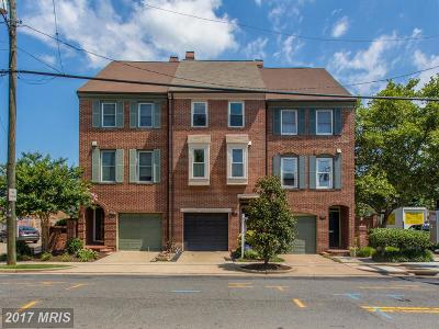 Alexandria Townhouse For Sale: 1003 Pendleton Street