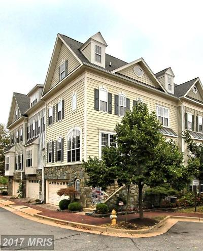 Alexandria Townhouse For Sale: 5075 Donovan Drive