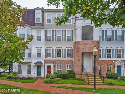 Cameron Station Townhouse For Sale: 5082 English Terrace