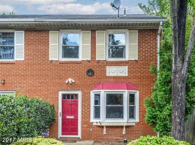 Alexandria Townhouse For Sale: 508 Windsor Avenue E #A