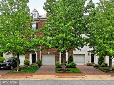 Cameron Station Townhouse For Sale: 5132 Grimm Drive