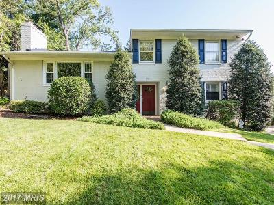 Alexandria Single Family Home For Sale: 303 Mount Place