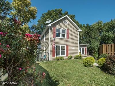 Alexandria Single Family Home For Sale: 406 Clifford Avenue E