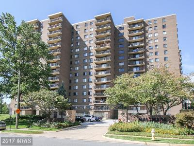 Alexandria Condo For Sale: 200 Pickett Street #813