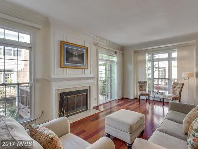 Alexandria Townhouse For Sale: 4664 Kinsey Lane