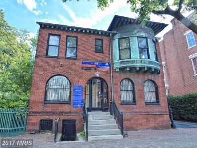 Alexandria Single Family Home For Sale: 417 Washington Street N
