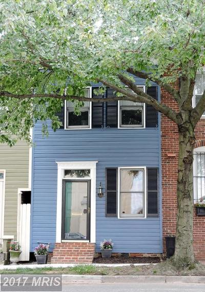 Alexandria Townhouse For Sale: 914 Pendleton Street