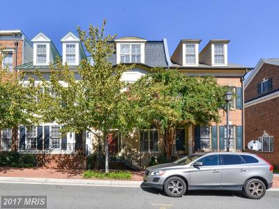 Alexandria Townhouse For Sale: 415 Oronoco Street