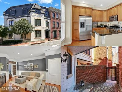 Alexandria Townhouse For Sale: 300 West Street