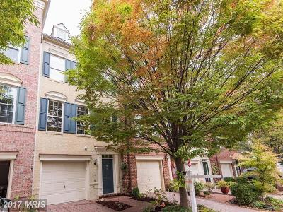 Cameron Station Townhouse For Sale: 329 Helmuth Lane