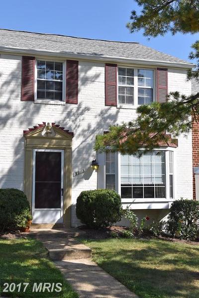 Alexandria Townhouse For Sale: 3913 Keller Avenue