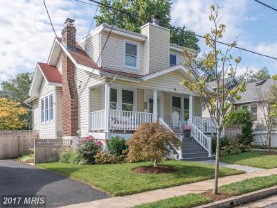 Alexandria Single Family Home For Sale: 8 Uhler Avenue W