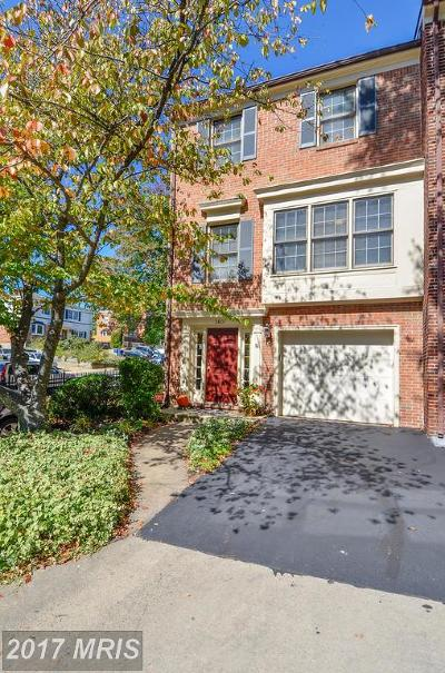 Alexandria Townhouse For Sale: 441 Nottoway Walk