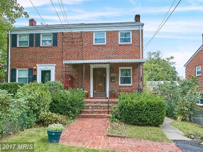 Alexandria Duplex For Sale: 122 S. Ingram Street