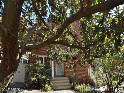 Alexandria Duplex For Sale: 219 Taylor Run Parkway