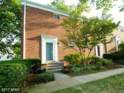 Alexandria Townhouse For Sale: 3302 Gunston Road