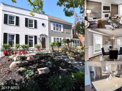 Alexandria Townhouse For Sale: 923 Alfred Street S