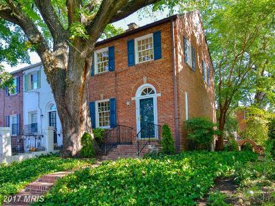 Alexandria Townhouse For Sale: 1111 Powhatan Street