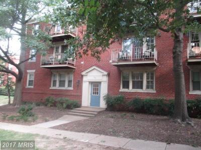 Alexandria Condo For Sale: 1407 Abingdon Drive #1