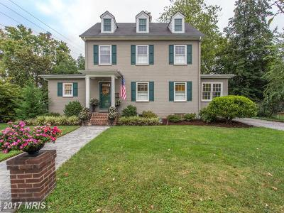 Rosemont, Rosemont Circle, Rosemont Condo Single Family Home For Sale: 503 Russell Road