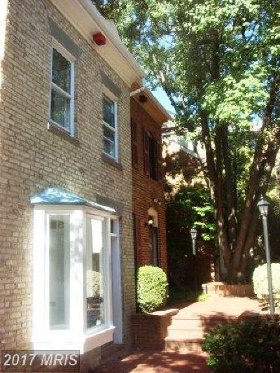 Alexandria Townhouse For Sale: 903 Oronoco Street