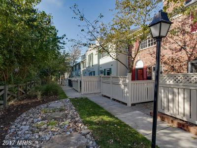 Alexandria Townhouse For Sale: 1467 Van Dorn Street N #A