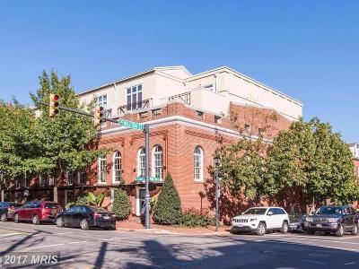 Alexandria Townhouse For Sale: 601 Saint Asaph Street N