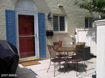 Alexandria Townhouse For Sale: 1307 Van Dorn Street #1307
