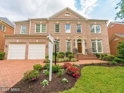 Alexandria Single Family Home For Sale: 628 Kings Cloister Circle