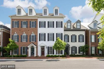 Alexandria Townhouse For Sale: 1859 Potomac Greens Drive